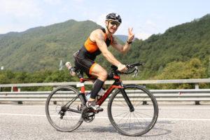 Дорога в Красную Поляну на велосипеде
