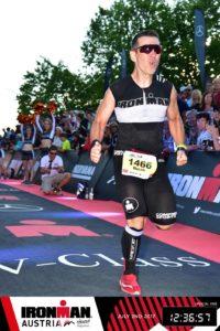 Финишная прямая Ironman Austria