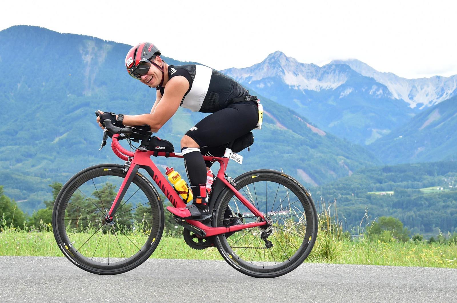 Вело этап Ironman Austria