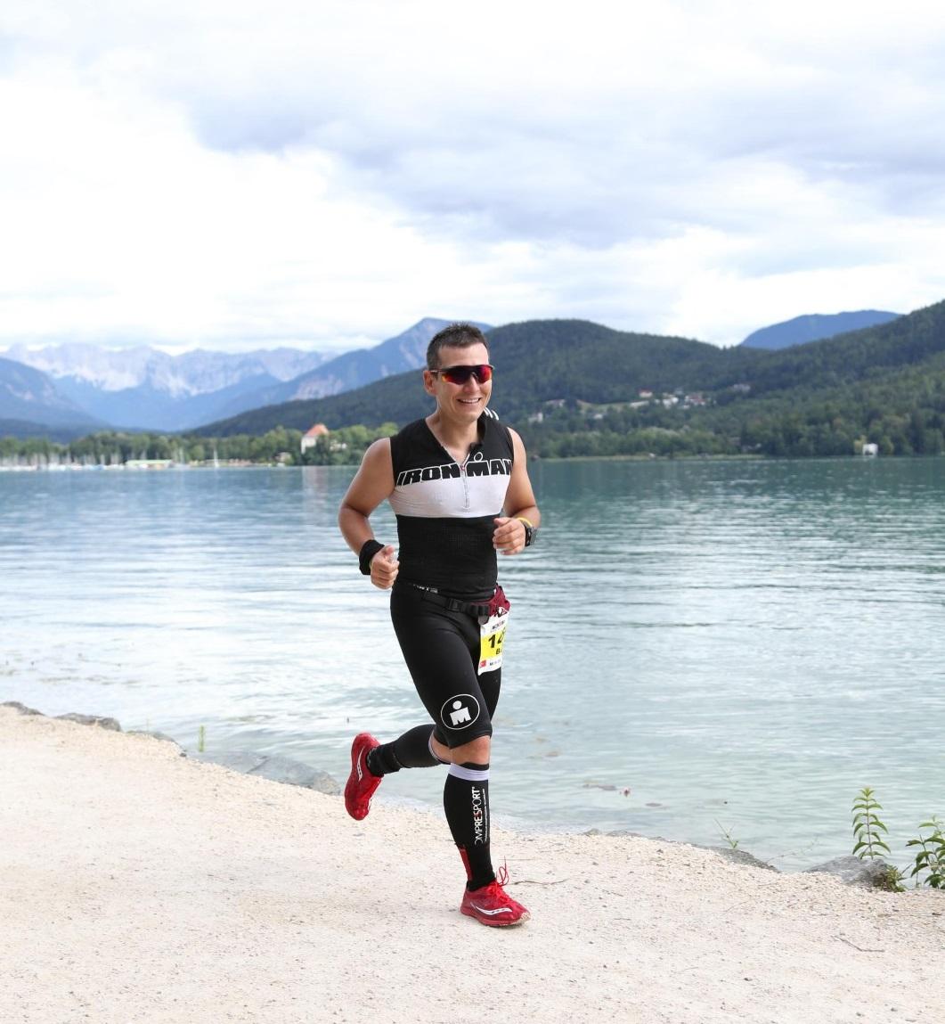 Бег на Ironman Austria