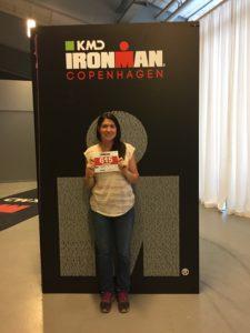 На фоне Ironman
