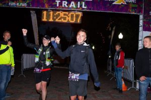 Финиш Oka Trail 80