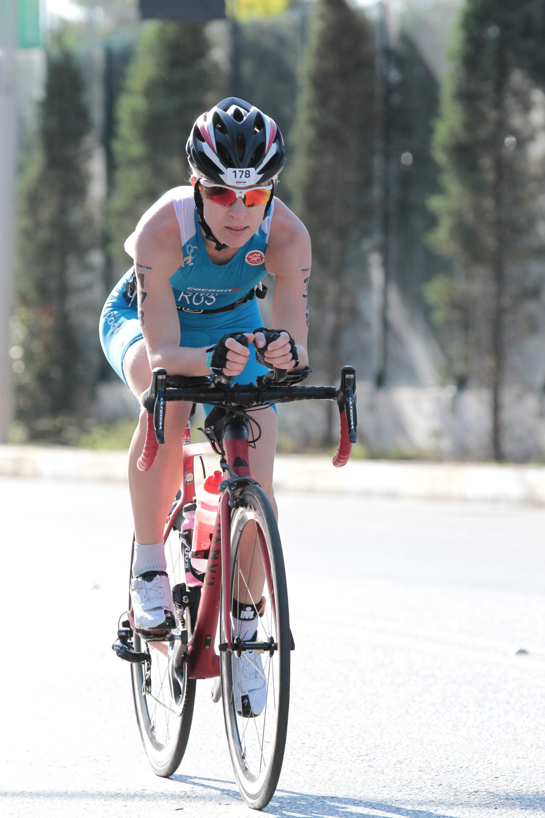 Велоэтап Ironman 70.3 Turkey