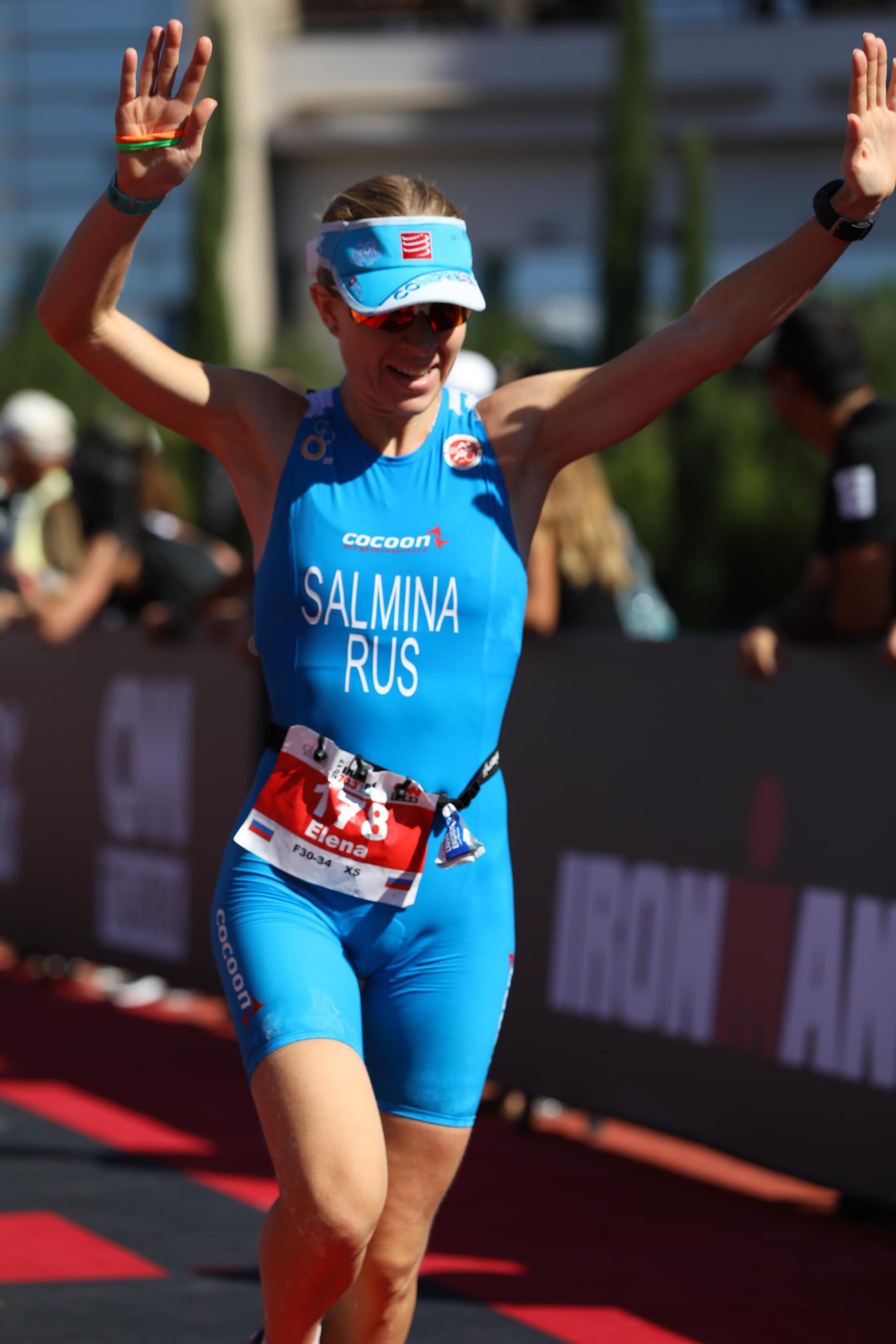 Финишная прямая Gloria Ironman 70.3 Turkey