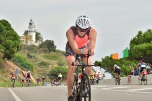 То самое фото на Ironman Barcelona