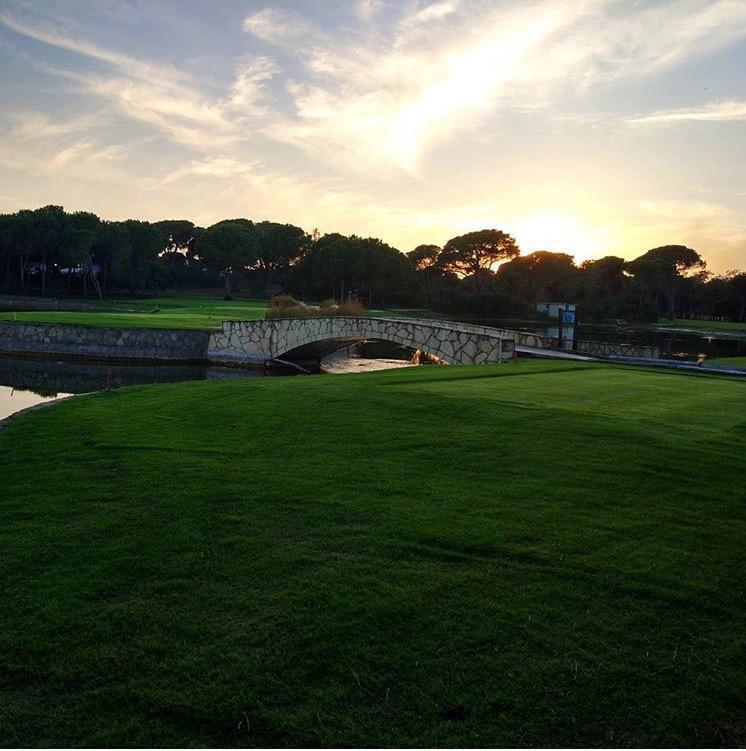 Поля для гольфа Gloria Resort