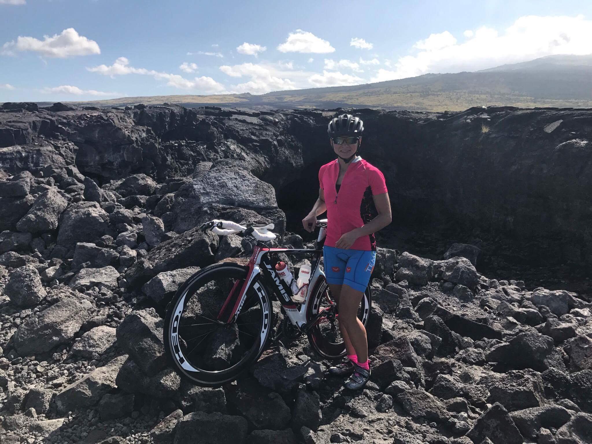 Вело тренировка на Коне