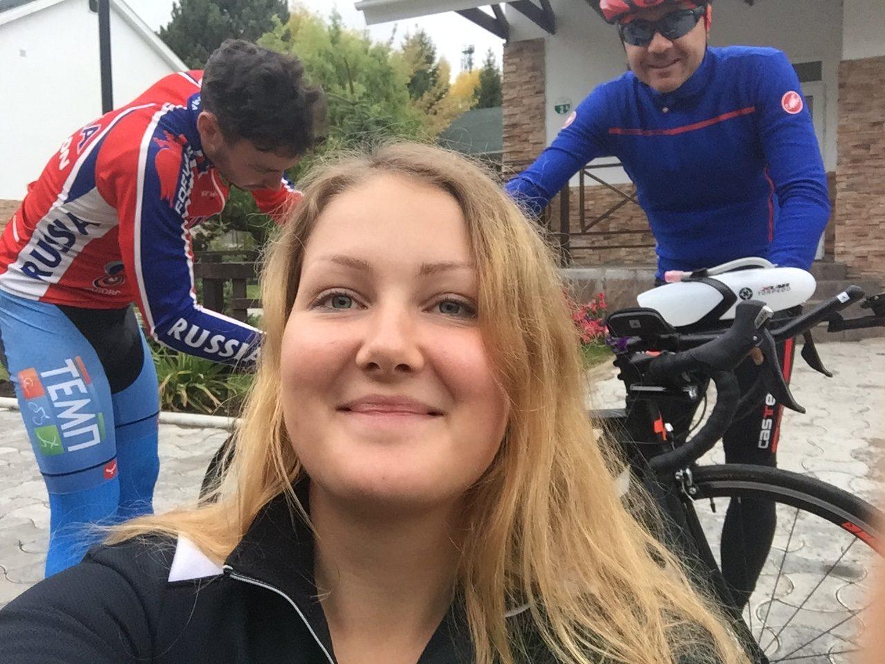 Настройка велосипеда