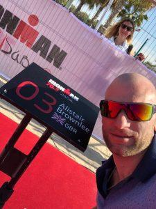 Фото на экспо Ironman 70.3 Dubai
