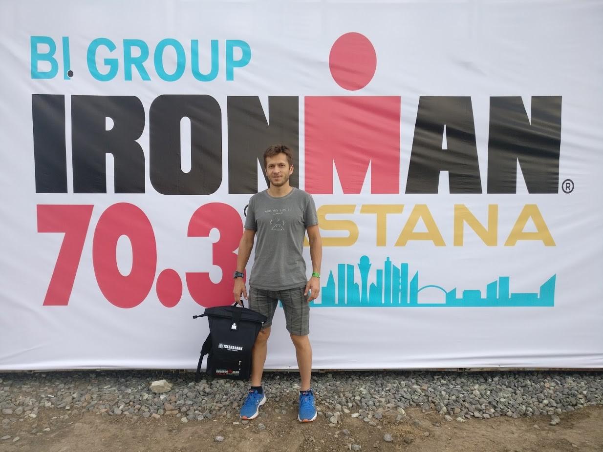 Экспо на Ironman 70.3 Astana