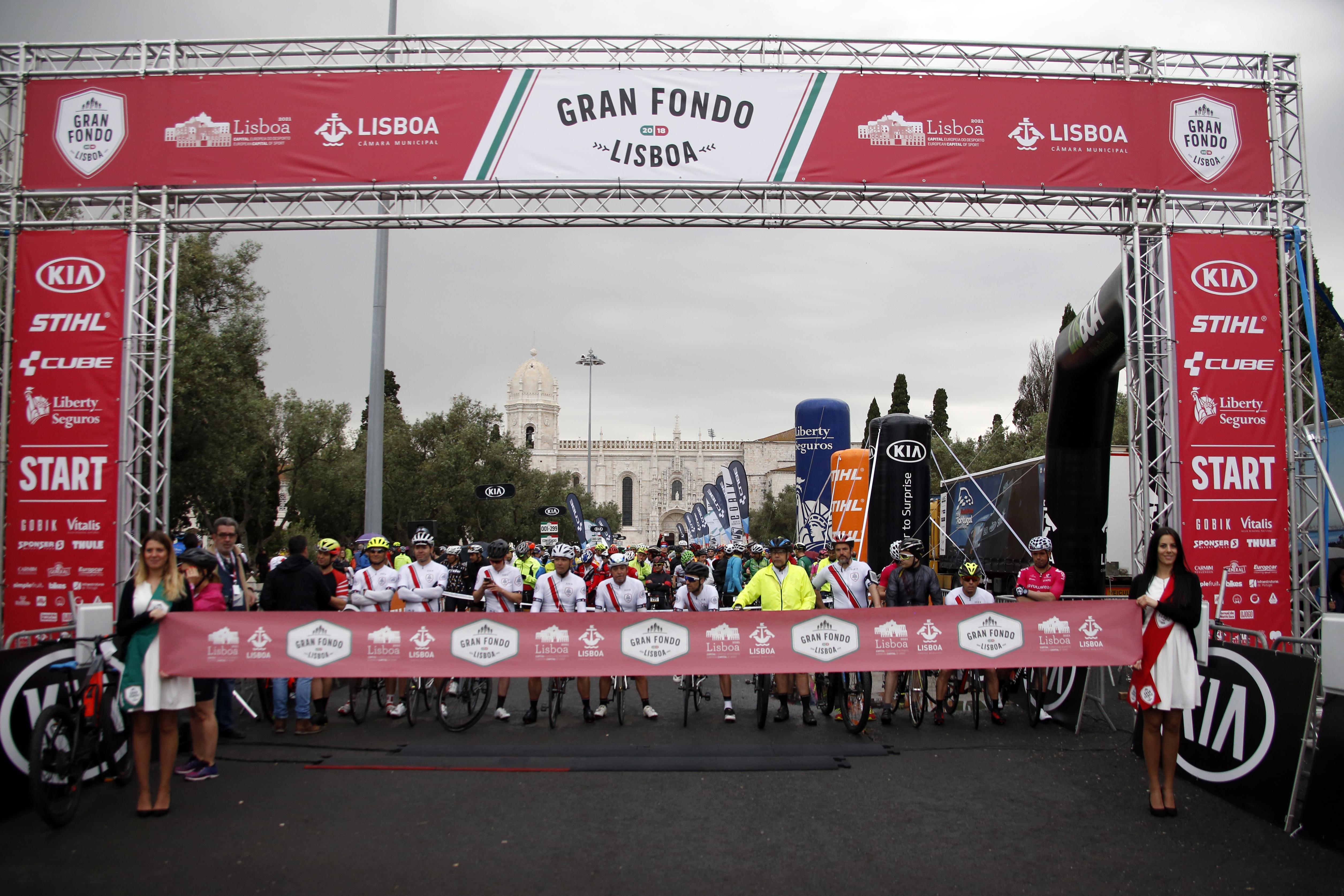 Gran Fondo Lisboa
