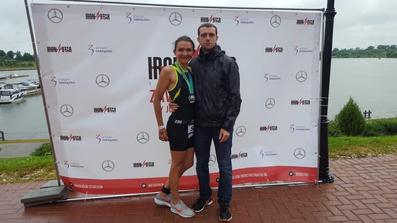 После финиша Ironstar Завидово