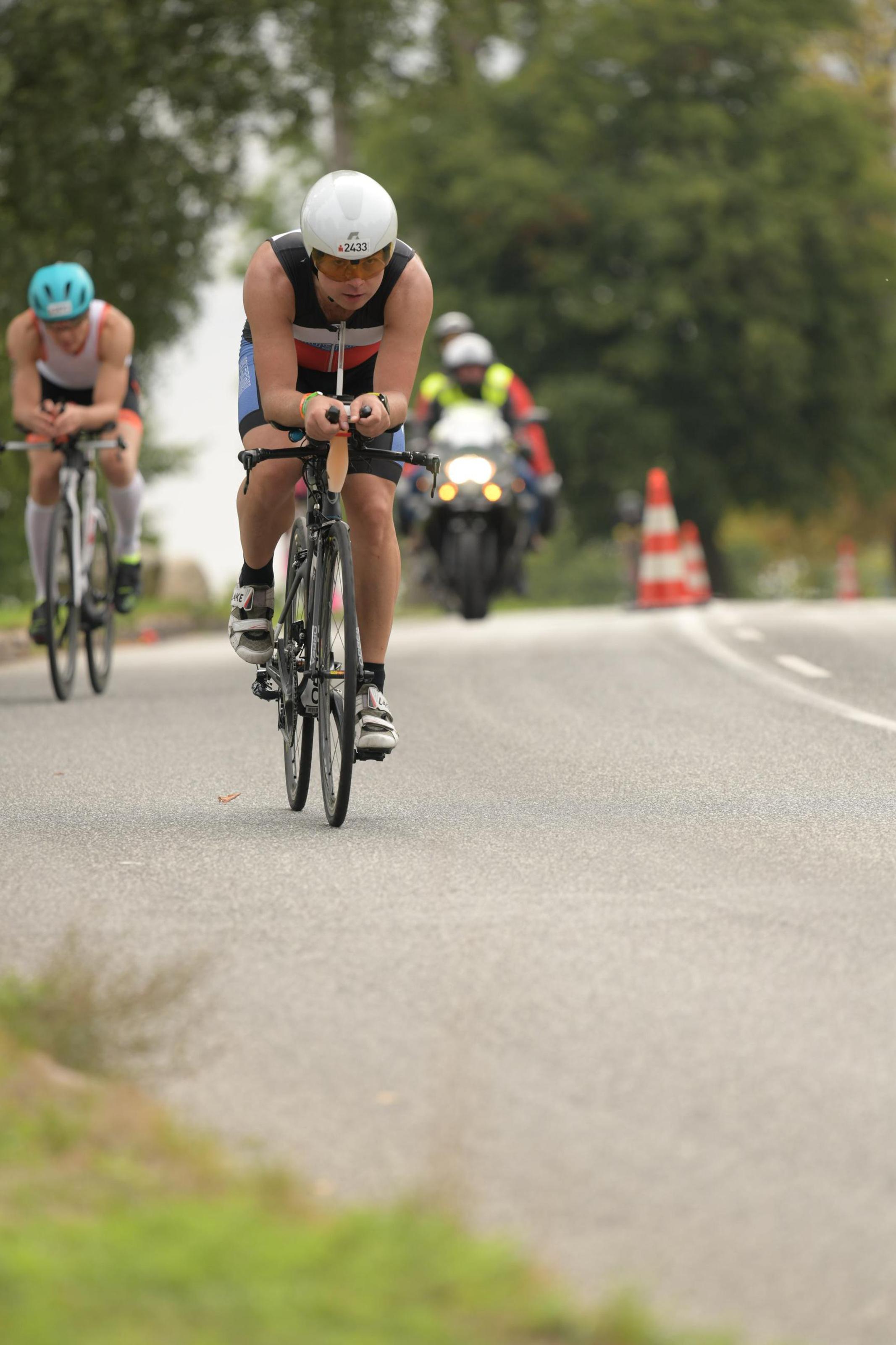 Велоэтап и маршалы Ironman Copenhagen