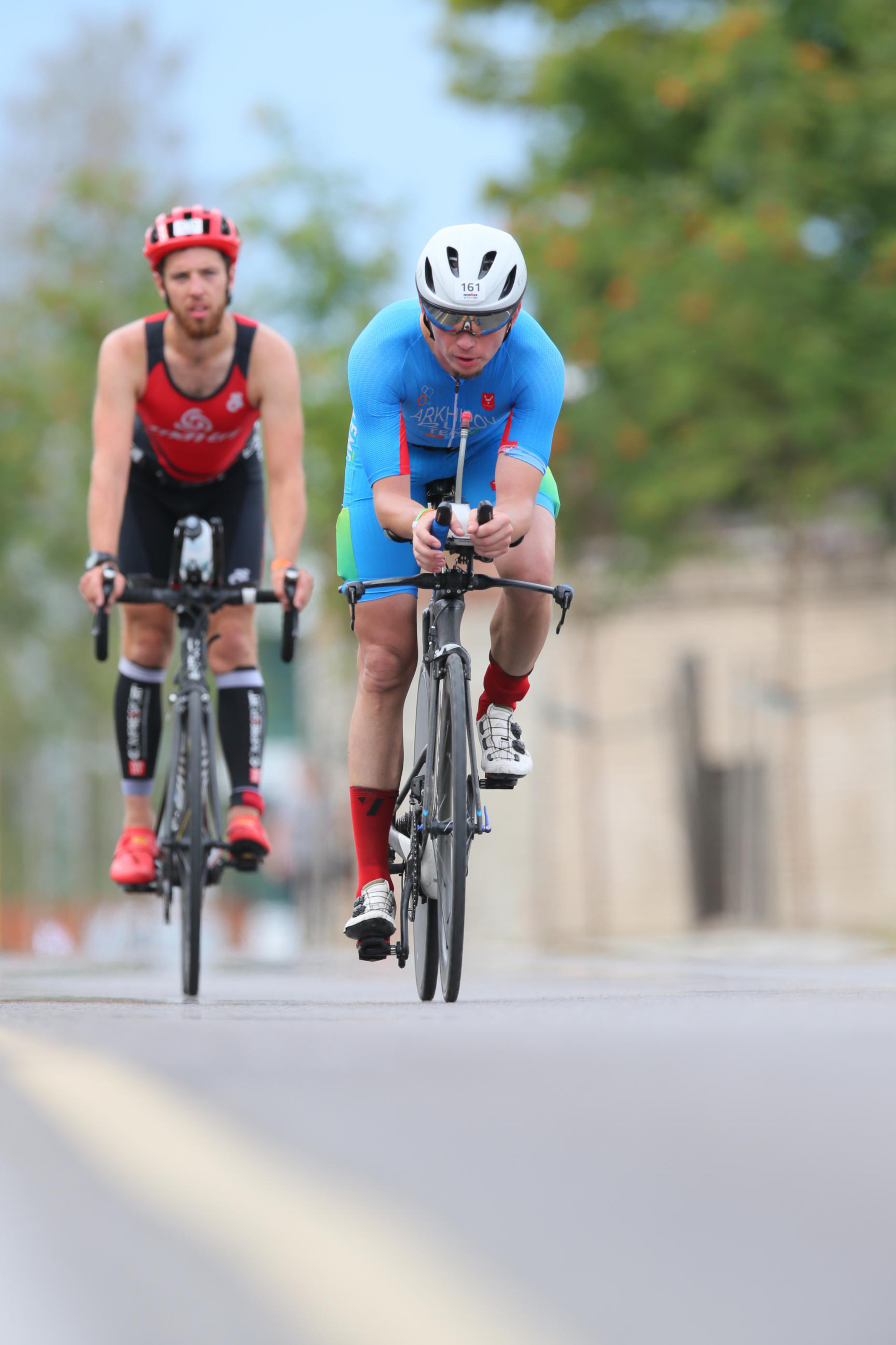 Велоэтап Ironman Tallin