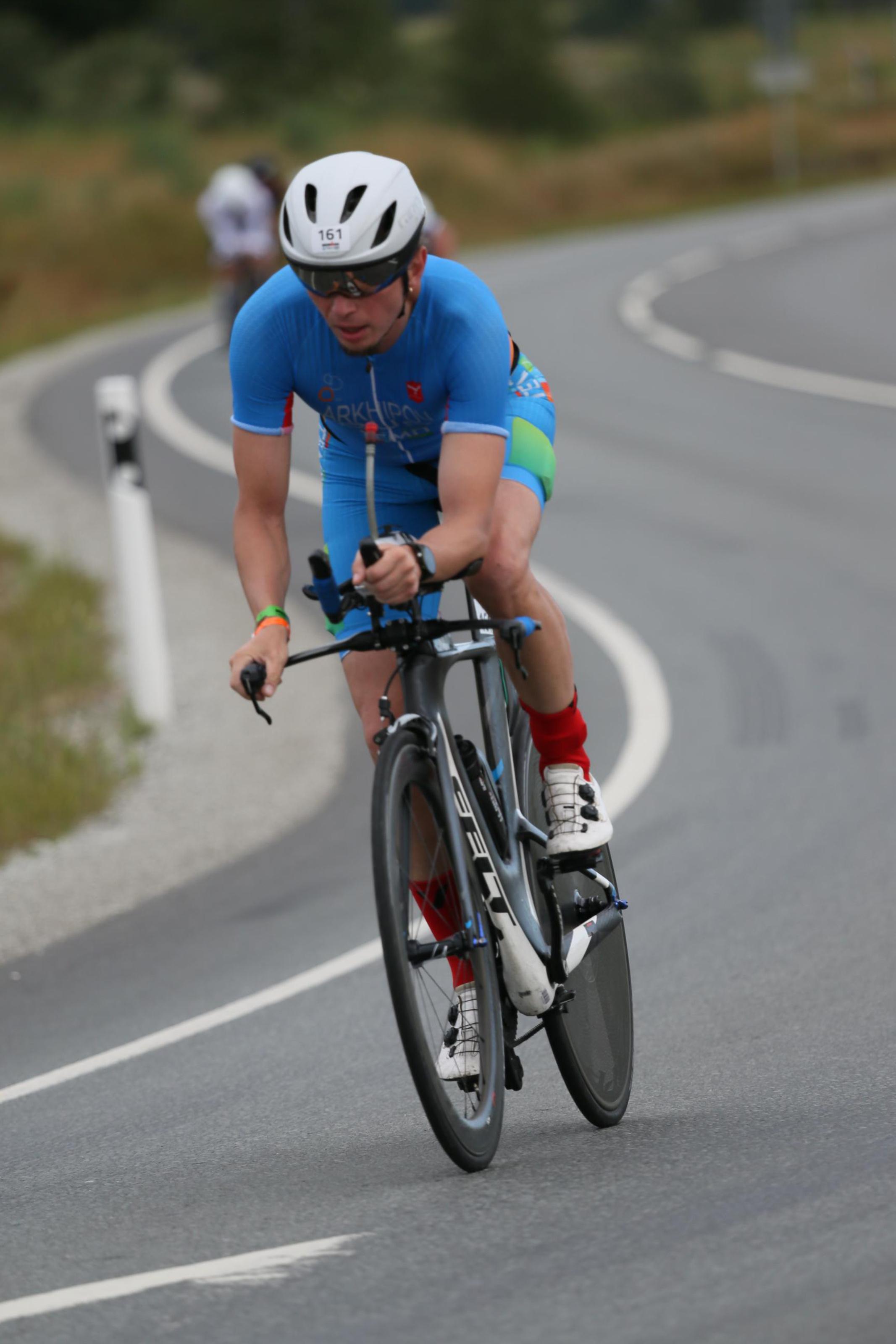 Трасса велоэтапа Ironman Tallin