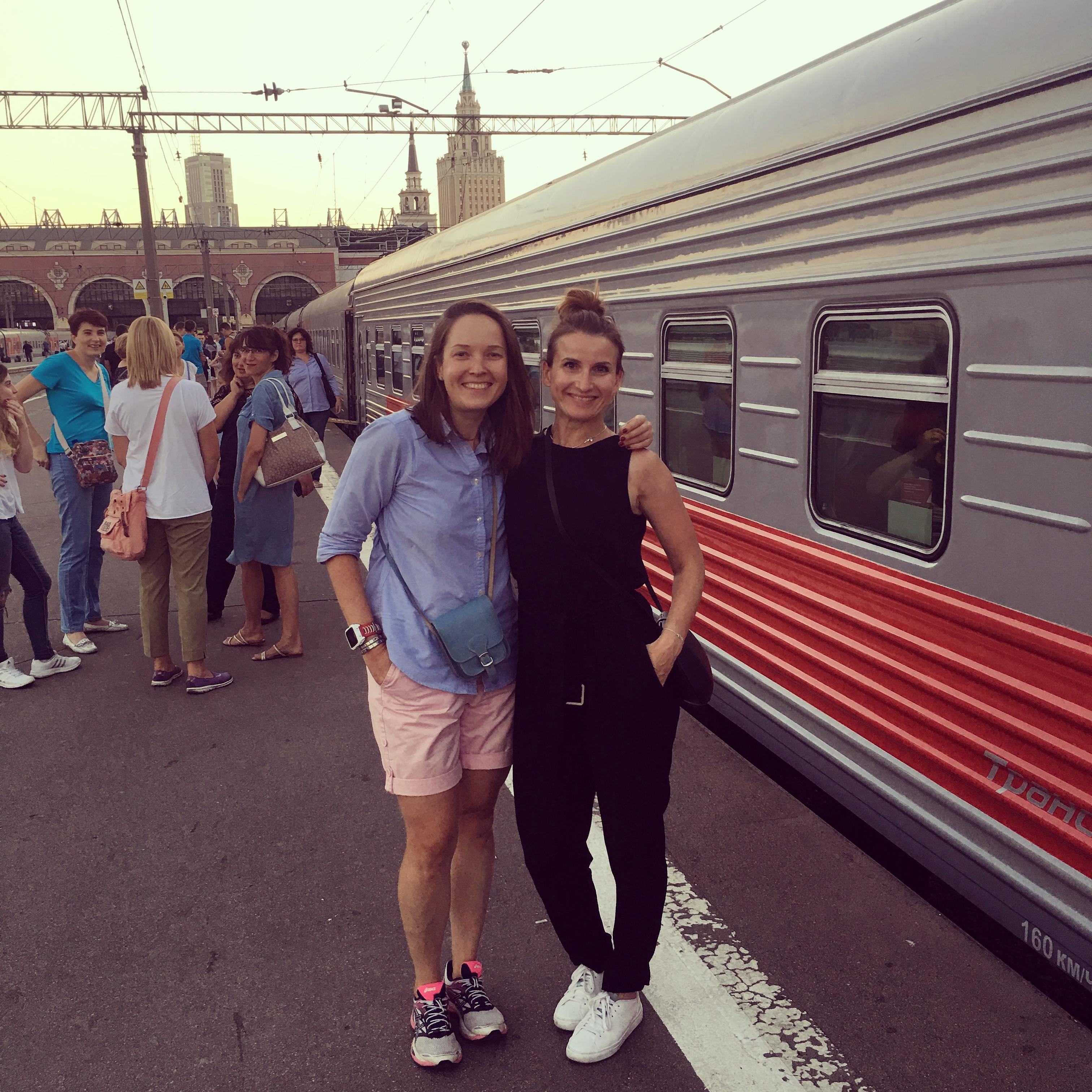 По дороге в Казань