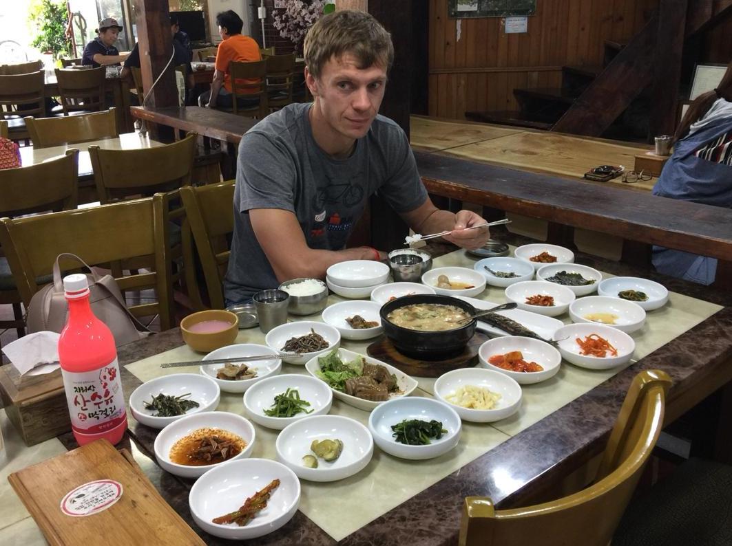 Пир по-корейски