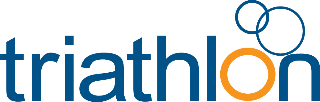 ITU triathlon logo