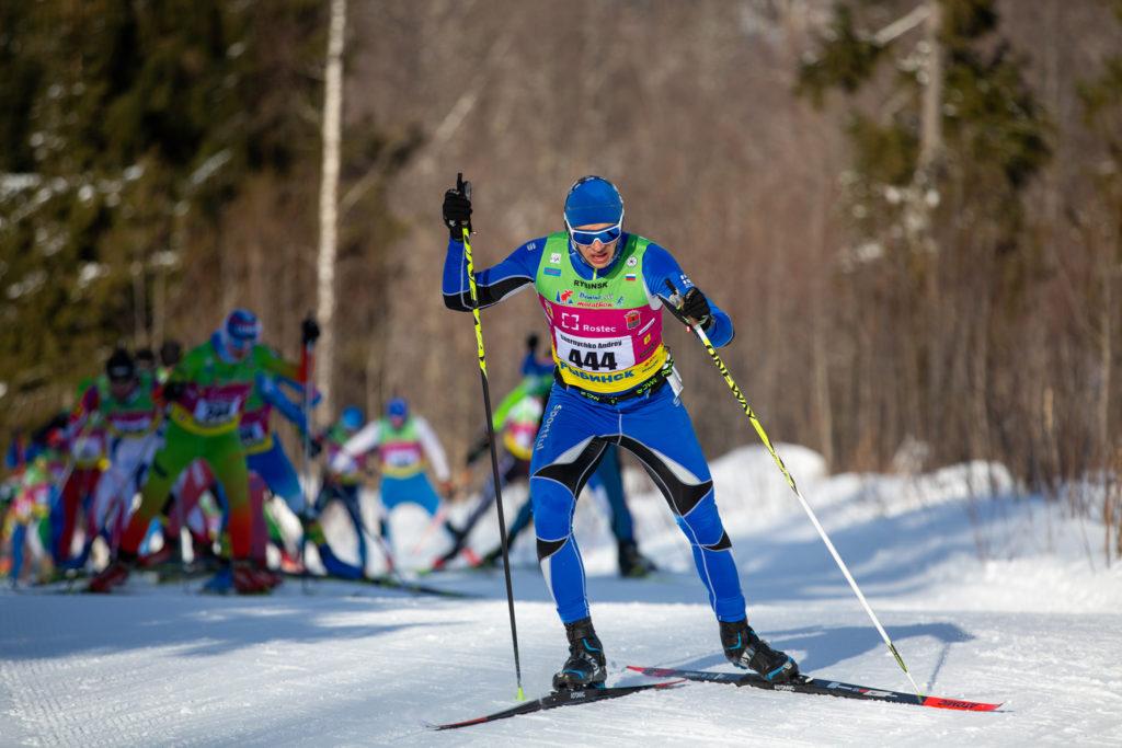 Дёминский лыжный марафон