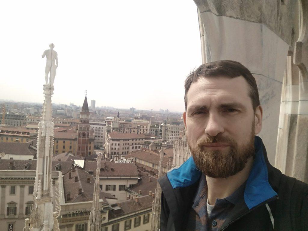 Виды Милана