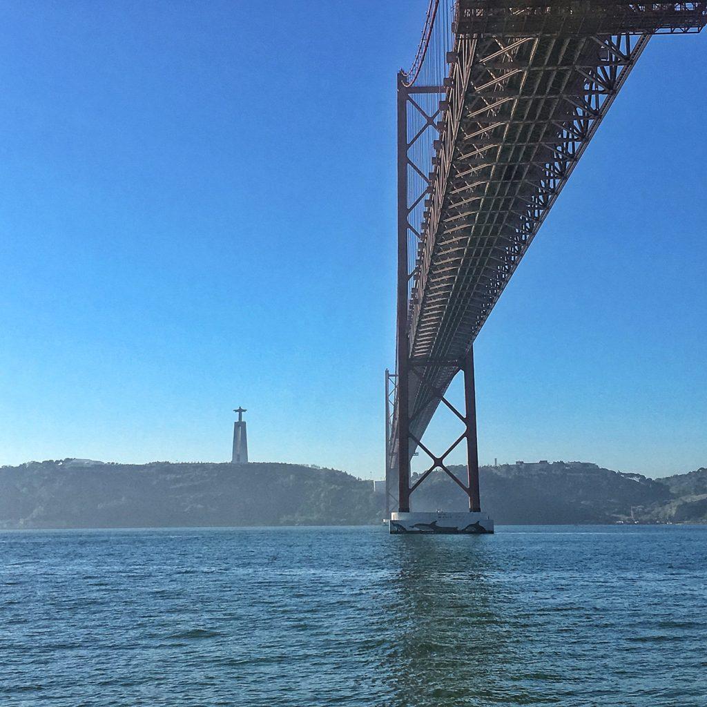 Мост через Тежу