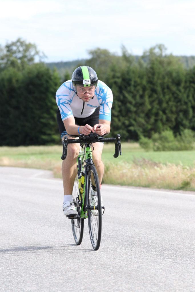 Фото с велоэтапа Ironman 70.3 Lahti