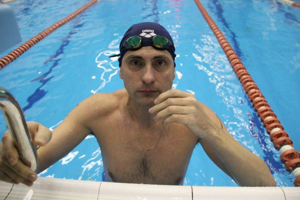 Плавательные тренировки